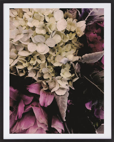Floral Print 3 Framed Photographic Print