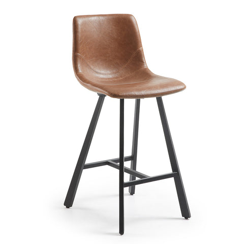 Cart Dining Chair Oxide Brown