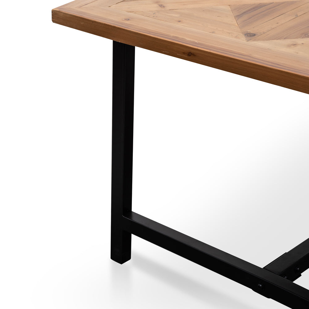 Davis Recycled Elm Dining Table