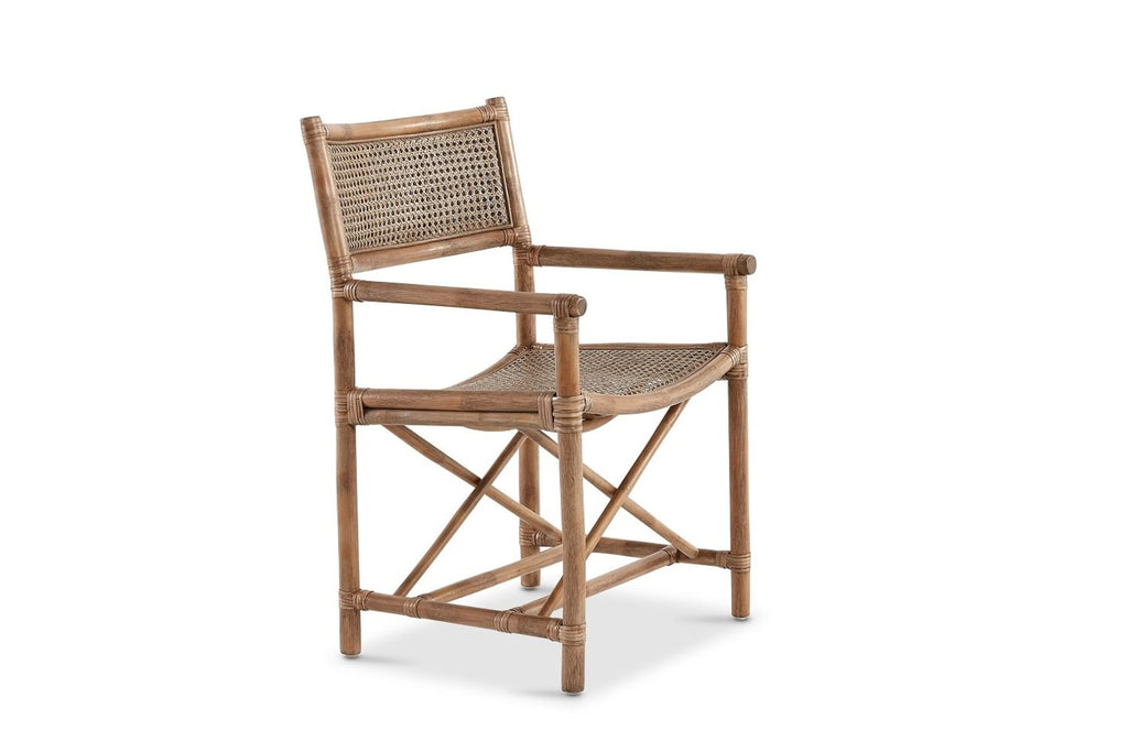 Montego Dining Chair Mud Grey