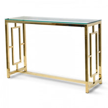 Saks Console Table