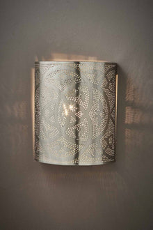 Armina Wall Light Nickel