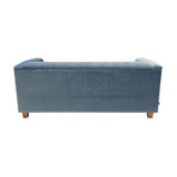 Trinity 2.5 Seater Sofa Ice Blue