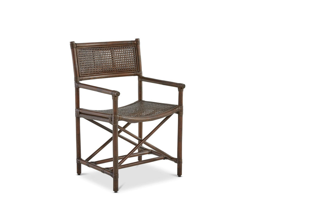 Montego Dining Chair Coffee Bean