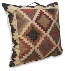 Diamond Kilim Floor Cushion