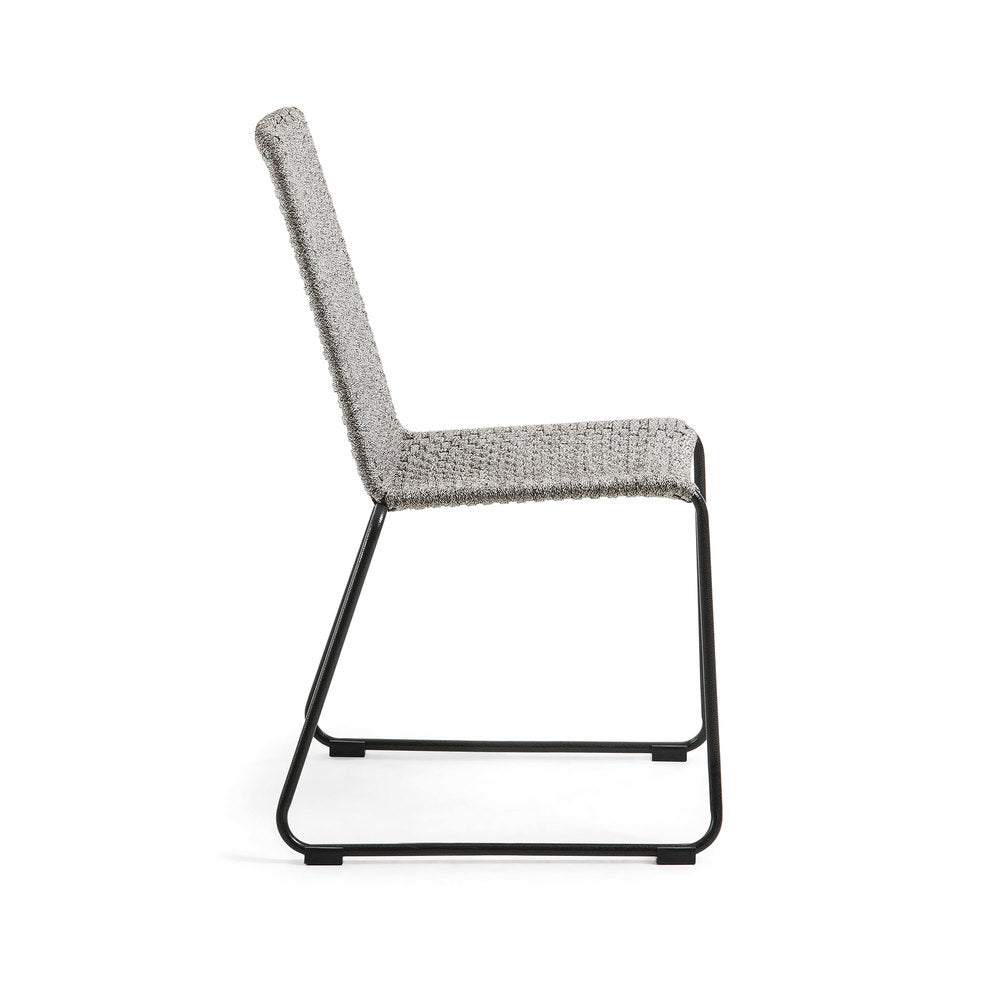 Shore Dining Chair Light Grey