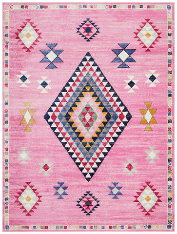 Lucid Dream Modern Rug Purple