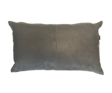 Nappa Leather Cushion Slate
