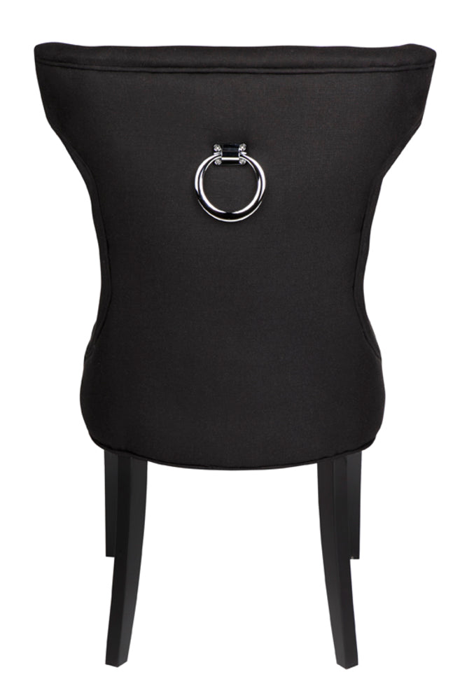 Belgravia Dining Chair Black