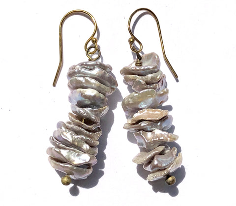 Stacked Earrings -  SOLD OUT