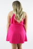 RESTOCK: CURVY: Play By Play Dress
