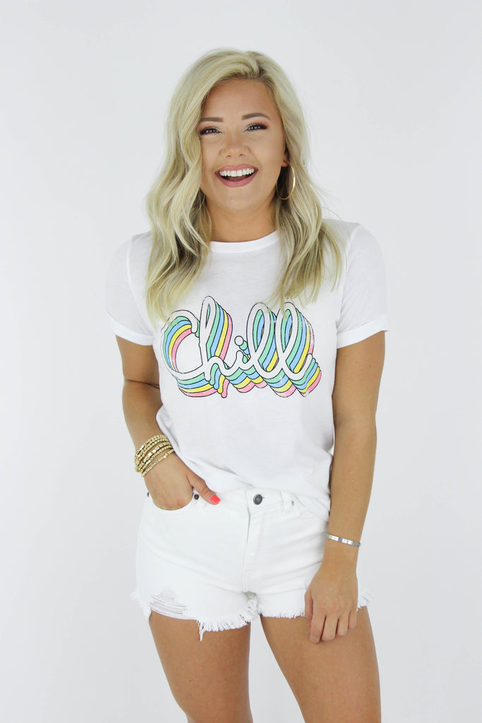 Chill Graphic Tee