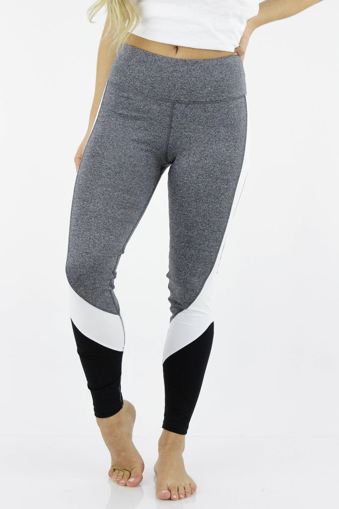 Good Things To Those Who Sweat Leggings