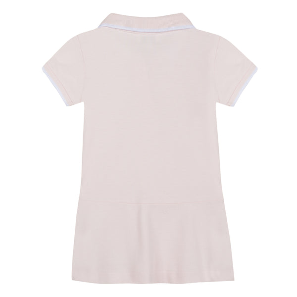 Baby Girls Light Pink Cotton Dress