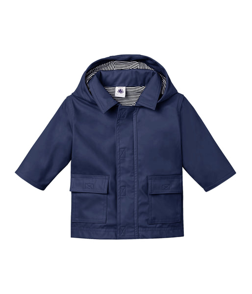 Baby Girls & Boys Blue Jacket