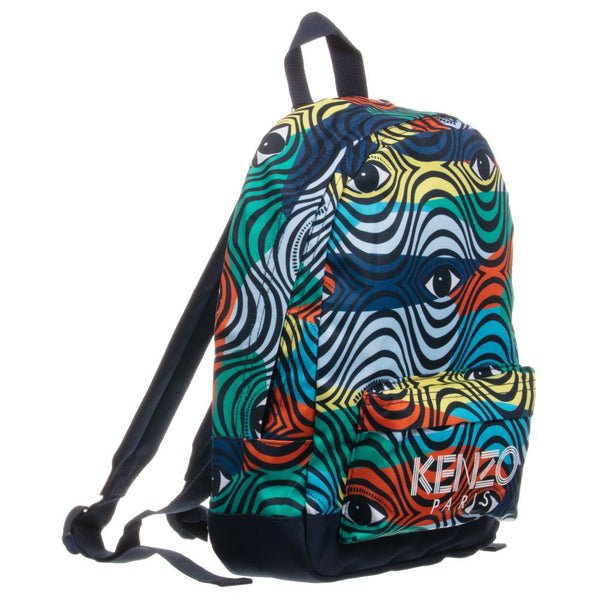 Boys & Girls Eye Logo Backpack (35cm)