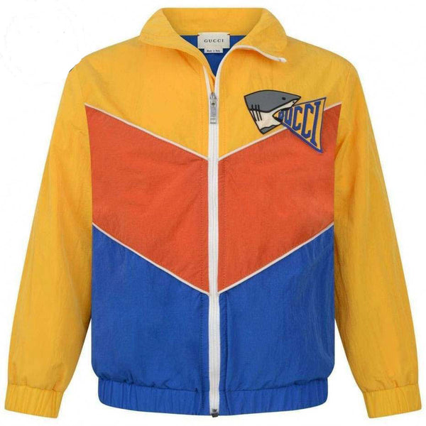 Baby Boys Yellow & Blue Jacket