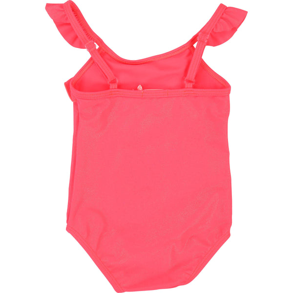Baby Girls Pink Swimsuit
