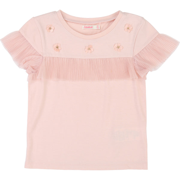 Girls Pink Nymphea T-shirt