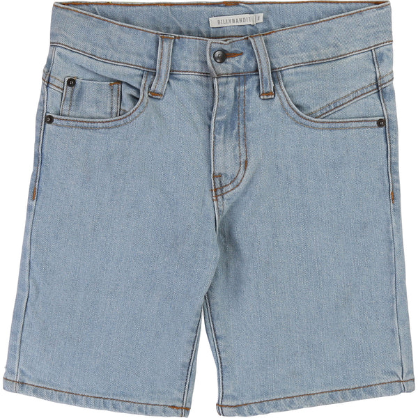 Boys Blue Denim Shorts
