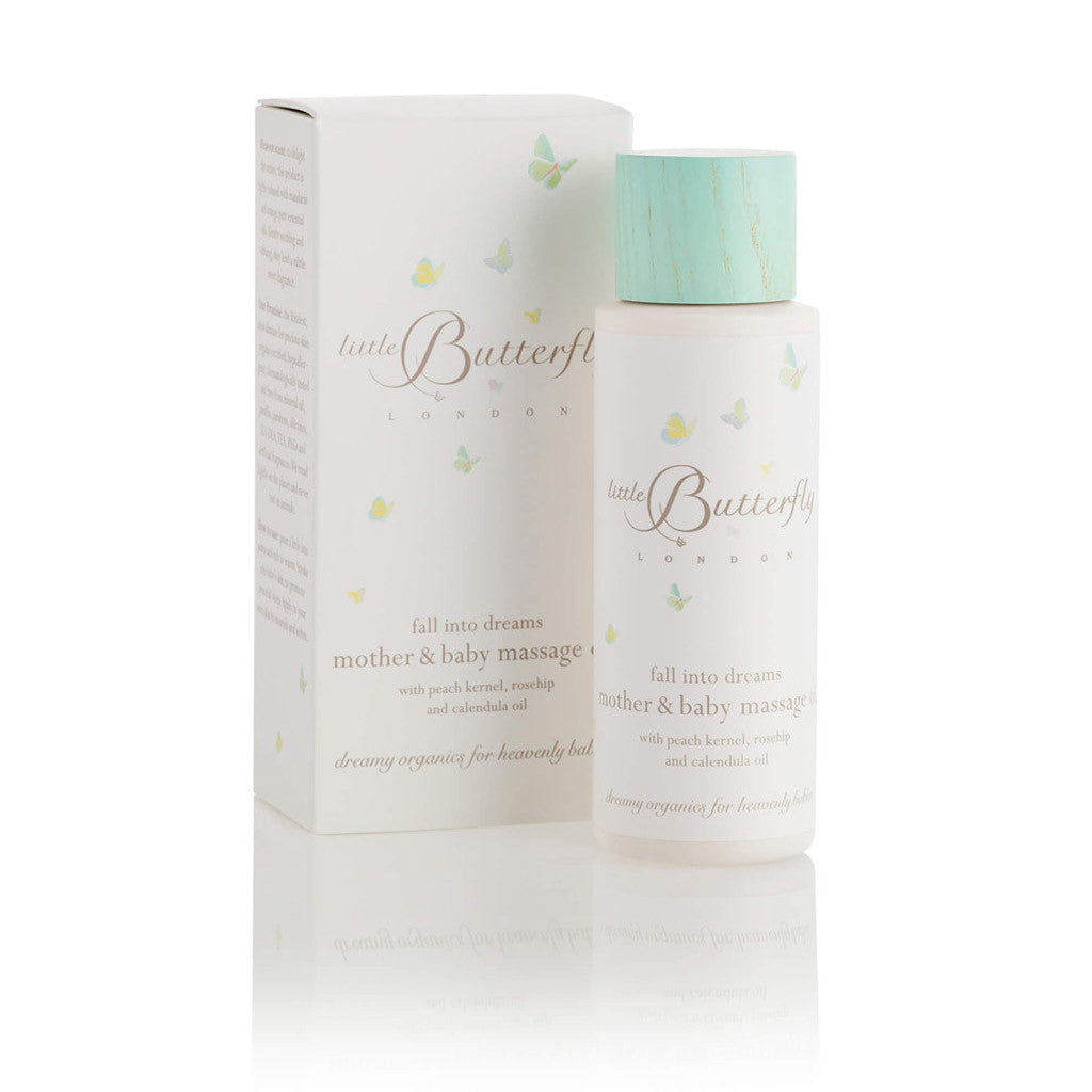 Fall into Dreams Mother and Baby Massage Oil 100ml