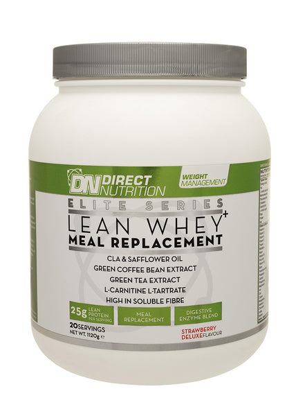 Elite Lean Whey Straight