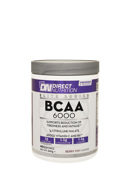 Elite BCAA 6000 Straight