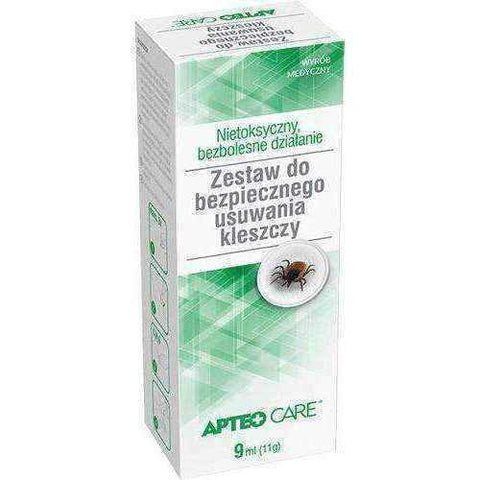 APTEO CARE Set for safe removal of forceps 9ml