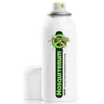 MOSQUITERUM spray aerosol 100ml, bug spray, best insect repellent