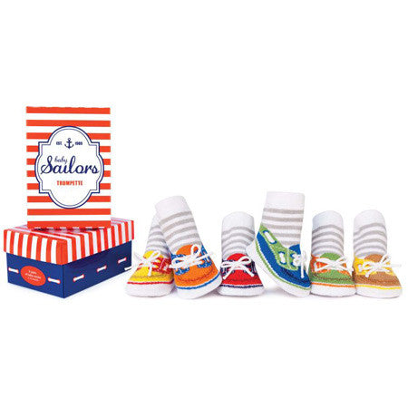 Trumpette Baby Socks -  Sailors - Moonbeam Baby