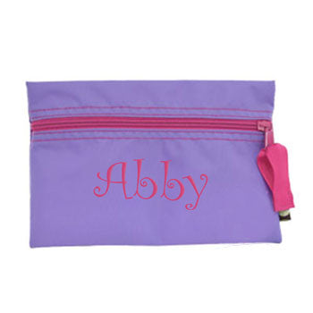 Cosmo Bag by Mint <br> Lilac & Hot Pink