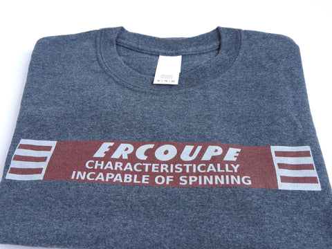 Ercoupe T-Shirt (Short Sleeve) - Incapable of Spinning