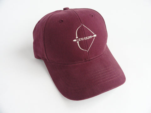 Stinson 108 Hat - (Fabric Back) - Embroidered Emblem - Classic Colors