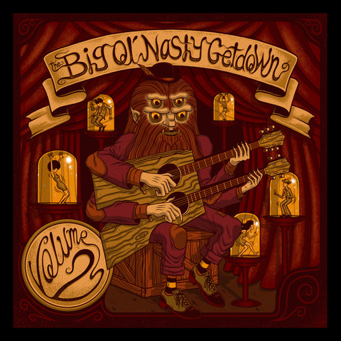 "Big Ol' Nasty Getdown ""Volume 2"" CD"