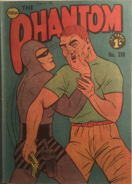 THE PHANTOM #210