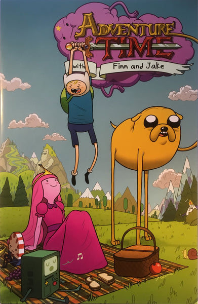 ADVENTURE TIME # 09 (1:15 VARIANT COVER) - Comics 'R' Us
