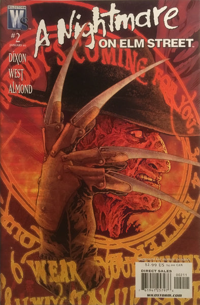 A NIGHTMARE ON ELM STREET # 2 - Comics 'R' Us