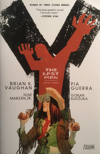 Y THE LAST MAN BOOK 3 GRAPHIC NOVEL