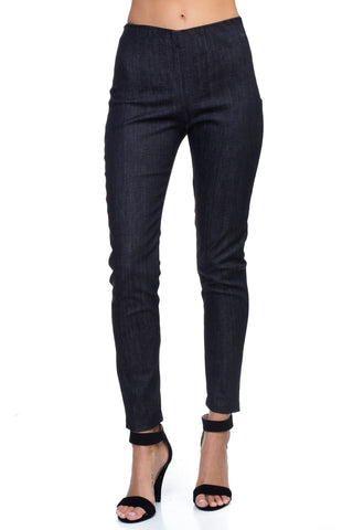 Heidi - Black Formal Fitting Leggings