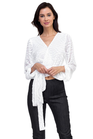 Michelle - Silk Soft Blouse