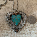 What a Heart Necklace!
