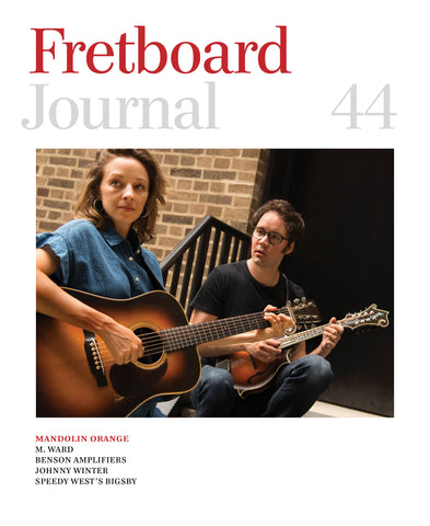 Fretboard Journal 44 Digital Download