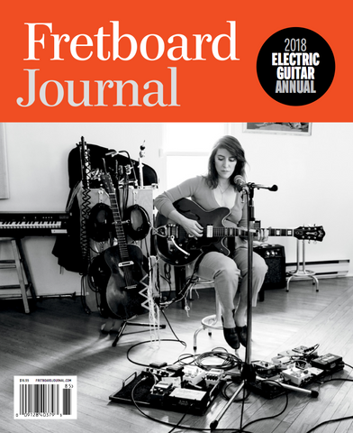Fretboard Journal Electric Edition Digital Download