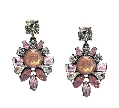 Grace Statement Earrings - Navya