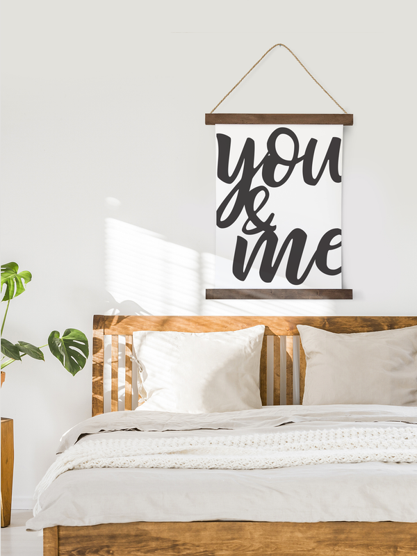 Canvas Hanging Print - You & Me [CLOSEOUT]