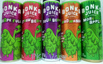 Bonka Juice e-Liquid 50/60ml Short fills - Grape full, Mad Mango, More Apple, Sour berry, Strawberr - PKB-Vape
