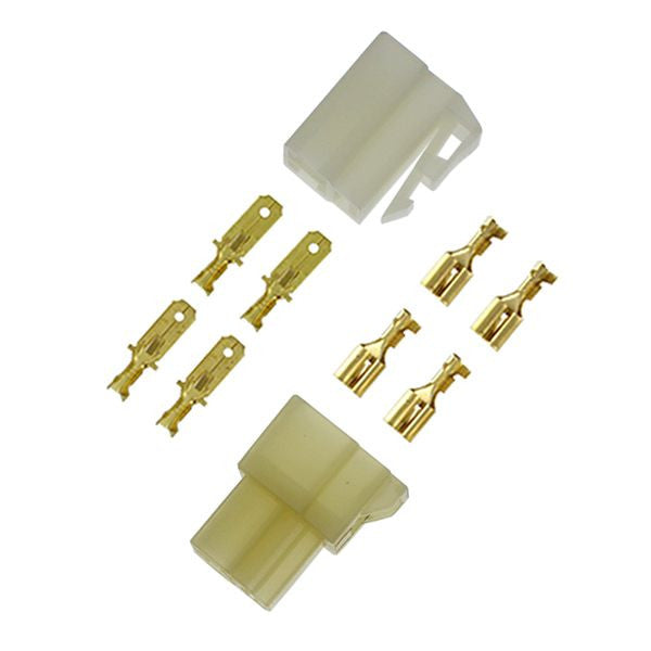 ES120 3-pin NEW STYLE Connector Set 1/4""
