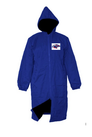Christian Brothers Parka - Alpha Aquatics & Performance