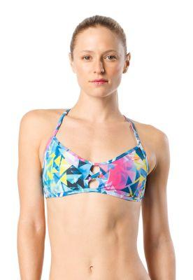 Speedo Turnz Women's Peek A Boo Bikini Top