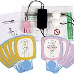Infant/Child AED QUIK-COMBO Training Electrodes